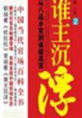 谁主沉浮2:从八品乡官到省级高官(中国当代官场百科全书)