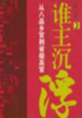 谁主沉浮3:从八品乡官到省级高官(中国当代官场百科全书)