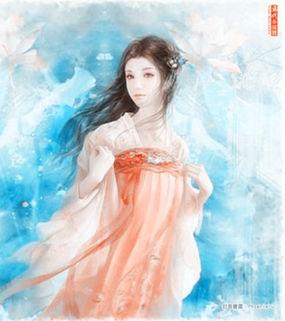 小妖衣服素描手绘图